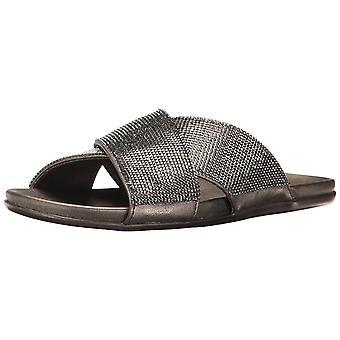 Kenneth Cole Reaction Womens slim jam Open Toe Casual Slide Sandals