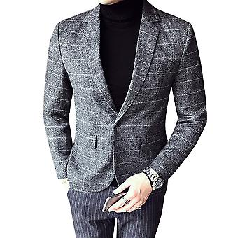 Giacca tuta da uomo di allthemen business casual Slim Fit Blazer
