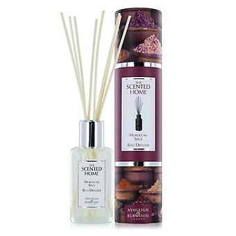 Ashleigh & Burwood Scented Home 150ml Reed Diffuser Fragrance Gift Set Moroccan Spice