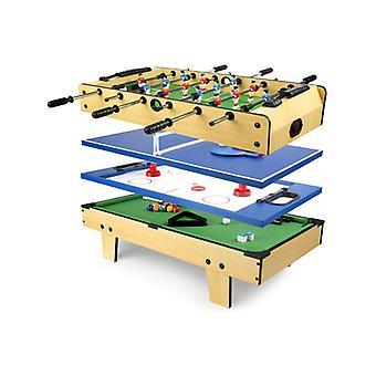 Leomark 4 in 1 Games Table