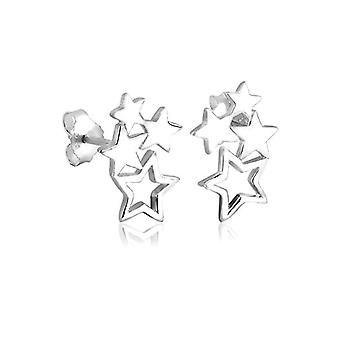 Elli Earrings women's lobe in Silver 925 0310391011