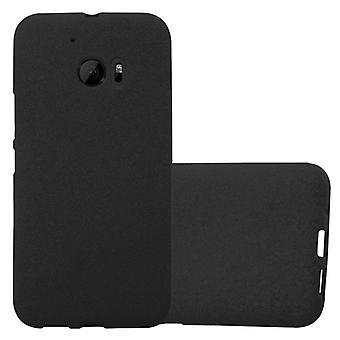 Cadorabo Hülle für HTC ONE M10 Case Cover - Handyhülle aus flexiblem TPU Silikon – Silikonhülle Schutzhülle Ultra Slim Soft Back Cover Case Bumper