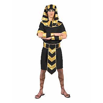 Costume da uomo del faraone Costume egiziano Sole Dio Men