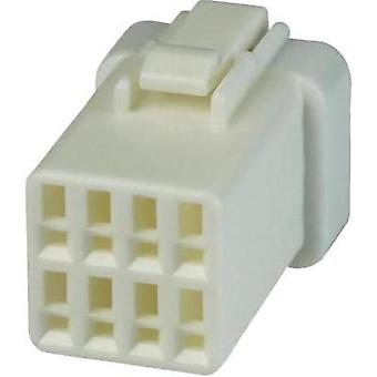 Socket enclosure - cable JWPF Total number of pins 1 JST 08R-JWPF-VSLE-D 1 pc(s)