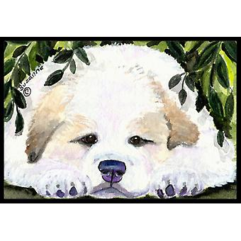 Golden Retriever Indoor or Outdoor Mat 24x36 Doormat
