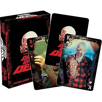 Dawn Of The Dead playing card game    (nm)