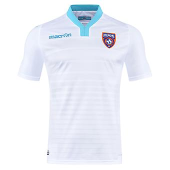 2016-2017 Miami FC Authentic Away Match Shirt