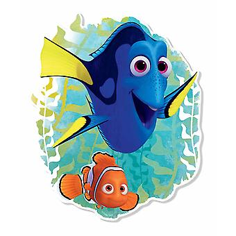 Finding Dory with Nemo Cardboard Cutout Wall Art