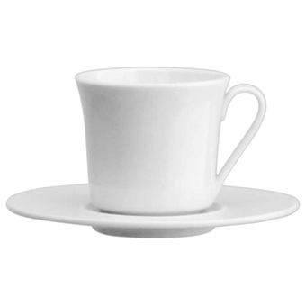 Avet Coffee Cup With Plate 100 Ml Set of 6