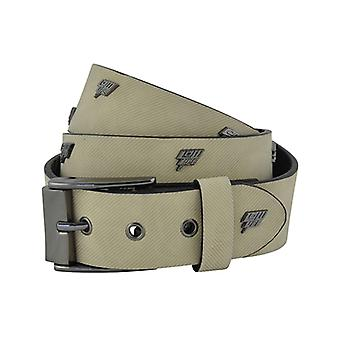 Storm Faux Leather Belt