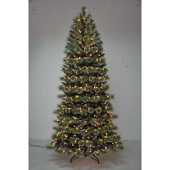 Item International Christmas Tree Pvc Metal Leds 362 300 Branches