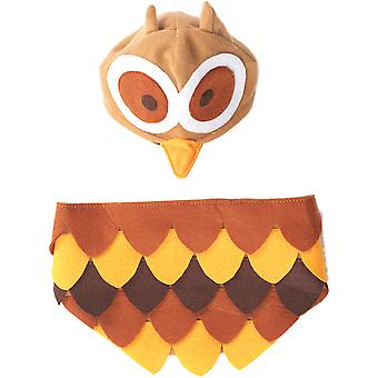 Owl Dog Costume-Medium/Large 103195