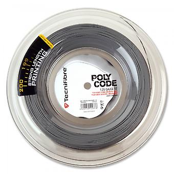 Tecnifibre Poly Code Silver roll 200m, 1,275mm