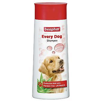 Beaphar Bubbles Every Dog Shampoo 250ml (Pack of 6)