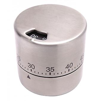 Balance Stainless Steel Timer 60 min Silver