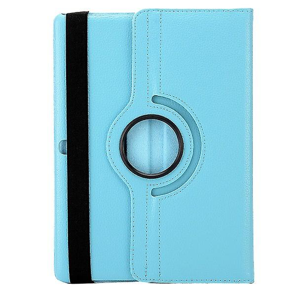 Cover 360 degrees Hellb Blau case for Samsung Galaxy tab S 10.5 T800