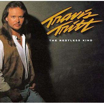 Travis Tritt - unruhige Art [CD] USA import