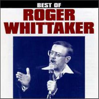 Roger Whittaker - importación de Estados Unidos mejor de Roger Whittaker [CD]