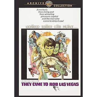 They Came to Rob Las [DVD] USA import