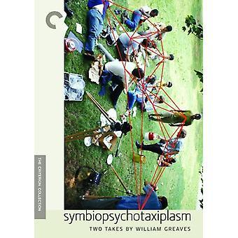 Symbiopsychotaxiplasm ta [DVD] USA import