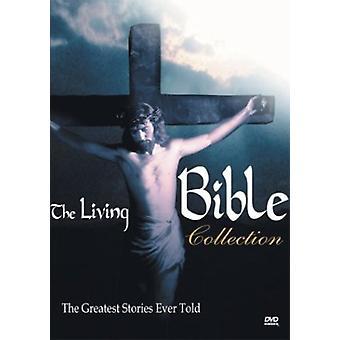 Importación de vida Estados Unidos colección de la Biblia [DVD]