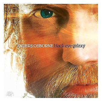 Anders Osborne - importación de los E.e.u.u. de la galaxia del ojo negro [CD]