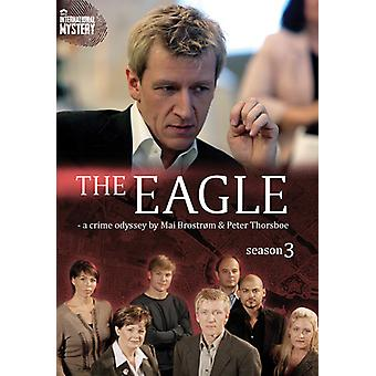 Eagle: Sæson 3 [DVD] USA import