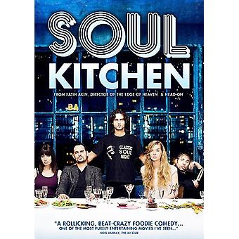 Soul Kitchen [DVD] USA import