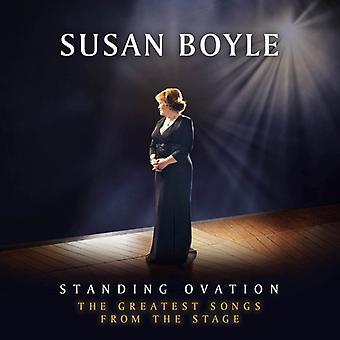 Susan Boyle - stały owacja: The Greatest utwory z Stag [CD] USA import