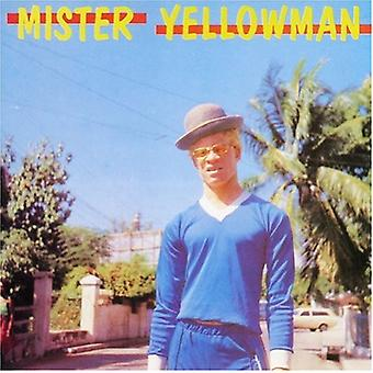 Yellowman - importar de Estados Unidos Señor Yellowman [CD]