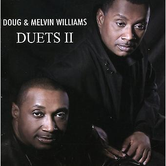 Doug Williams & Melvin - Doug Williams & Melvin: Vol. 2-Duetter [CD] USA import