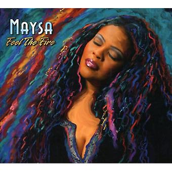 Maysa - Feel the Fire [CD] USA import