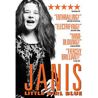 Janis: Little Girl Blue [DVD] USA import
