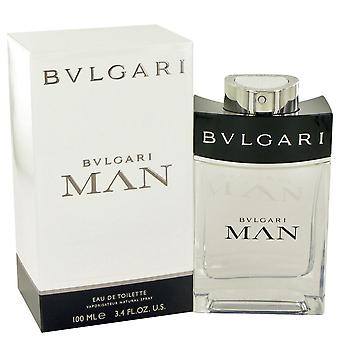 Bvlgari Men Bvlgari Man Eau De Toilette Spray By Bvlgari