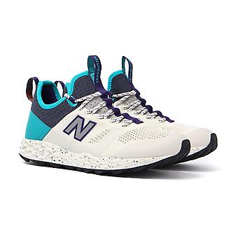 New Balance MFLT Trail Buster Cream & Teal Fresh Form Trainers