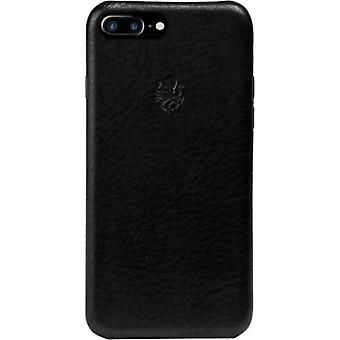 Nodus Shell iPhone 7 Plus Case and Micro Dock - Ebony Black