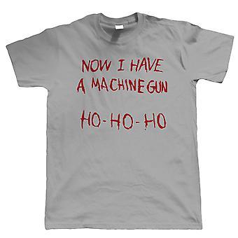 Vectorbomb, ora ho una mitragliatrice Mens T-Shirt (S alla 5XL)