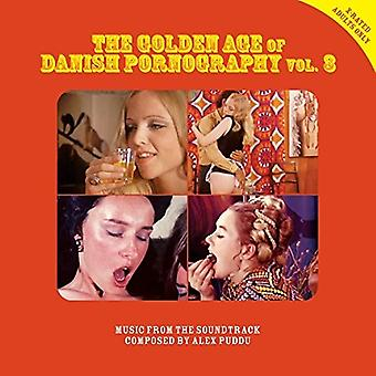 Alex Puddu - guldalder af danske pornografi vol. 3 [Vinyl] USA import