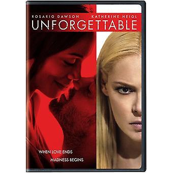 Unforgettable [DVD] USA import