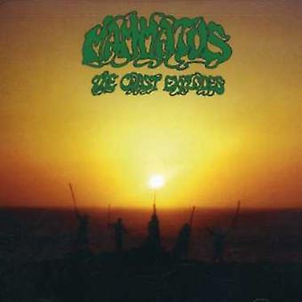 Mammatus - kysten eksploderer [CD] USA importerer