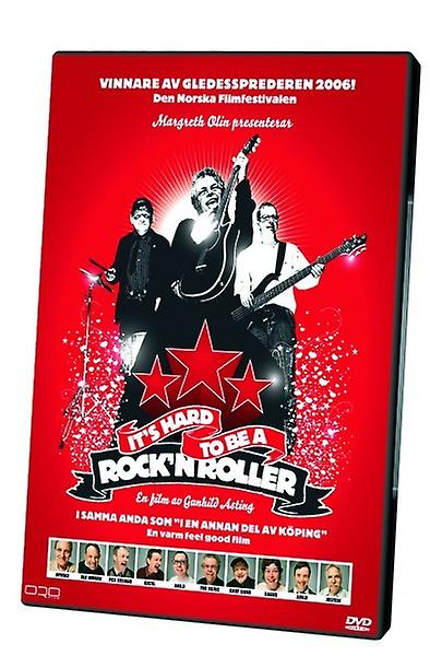 It´s Hard to Be a Rock´n Roller (DVD)