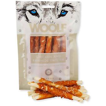 Woolf Chicken Rolls (Dogs , Treats , Eco Products)