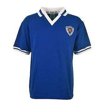 Leicester City 1979-1983 Retro Football Shirt