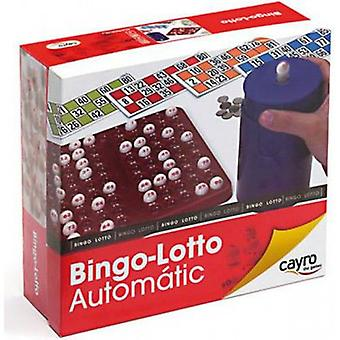 Cayro Bingo Lotto Automatic (Speelgoed , Bordspellen , Tradities)