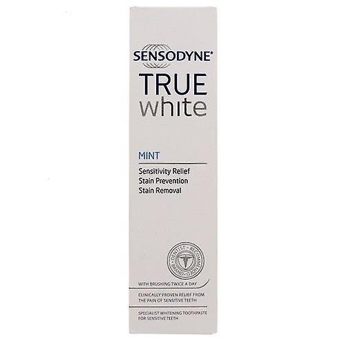 Sensodyne True White Mint Toothpaste