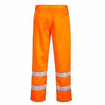 sUw - Hi-Vis Sicherheit Workwear Poly-Cotton-Hose