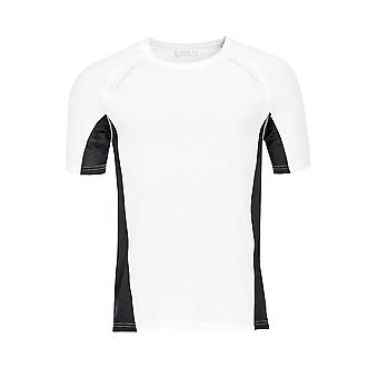 SOLS Mens Sydney reflecterende Running T-Shirt