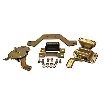 Energy Suspension 4.1130G Motor and Transmission Mount for Mustang 4.6L