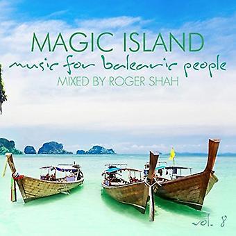 Forskellige kunstner - Magic Island 8 [CD] USA importerer