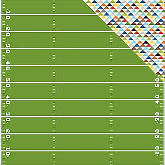 Football Double-Sided Cardstock 12